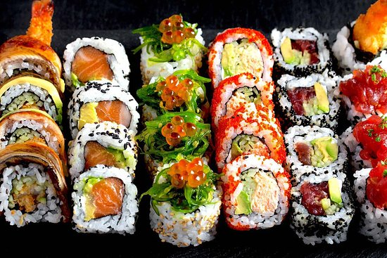 The Sushi Chef - Wholesale Sushi London